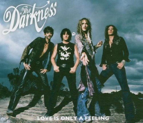Bild 1: Darkness, Love is only a feeling (2004)