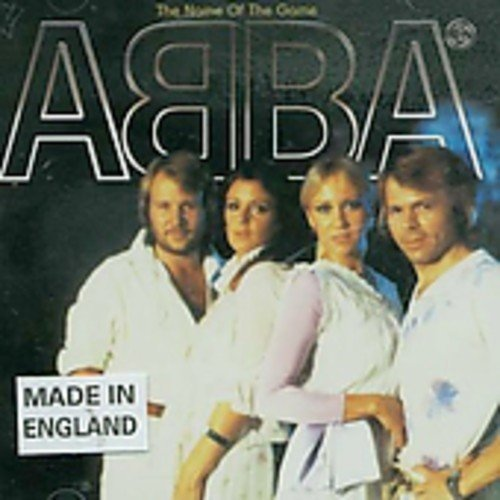 Bild 1: Abba, Name of the game (compilation, 16 tracks)