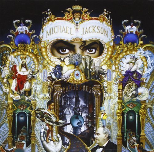 Фото 1: Michael Jackson, Dangerous (1991/2001, special edition)