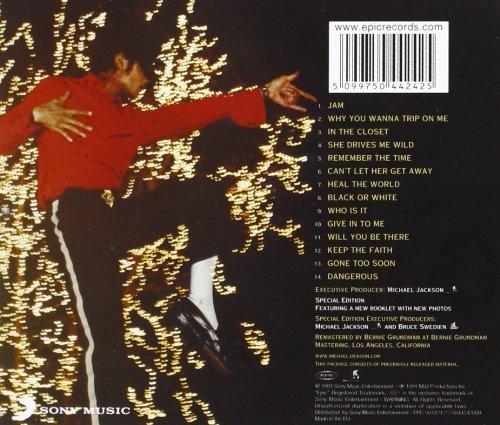 Фото 2: Michael Jackson, Dangerous (1991/2001, special edition)