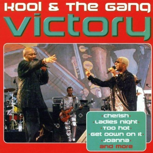 Bild 1: Kool & the Gang, Victory (compilation, 16 tracks, incl. 7 live recordings)