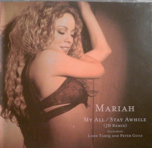 Bild 1: Mariah Carey, My all/Stay awhile-JD Remix (US, 5 tracks, 1998, feat. Lord Tariq, Peter Gunz)