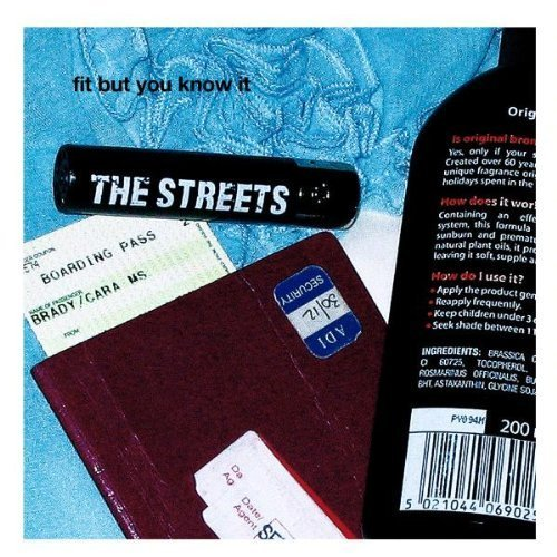 Bild 1: Streets, Fit but you know it-CD2 (2004)