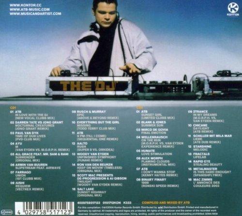 Bild 2: ATB, DJ in the mix (2004)