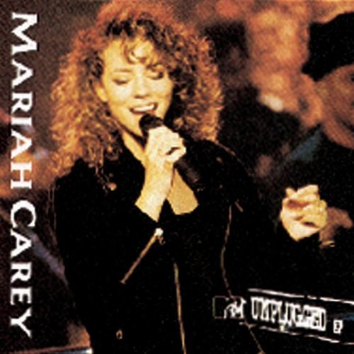 Bild 1: Mariah Carey, MTV unplugged EP (1992, US)