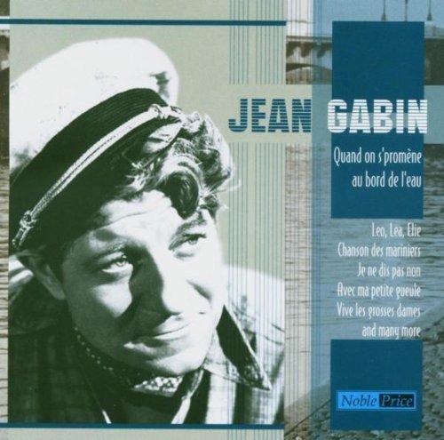 Bild 3: Jean Gabin, Quand on s'promène au bord de l'eau (compilation, 20 tracks, feat. Mistinguett, Gaby Basset..)