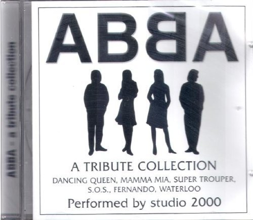 Фото 1: Abba, A tribute collection performed by Studio 2000