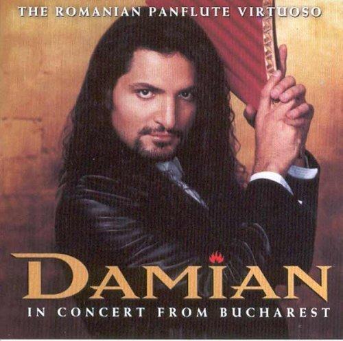 Bild 1: Damian (Panflute), In concert from Bucharest (2003)