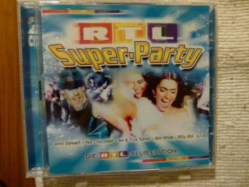 Bild 1: RTL Super-Party (2003), Harpo, KC & The Sunshine Band, Jermaine Stewart, Kim Wilde, Mel & Kim..