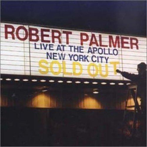 Bild 1: Robert Palmer, Live at the Apollo-New York City