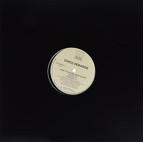 Bild 2: Chico DeBarge, Listen to your man (US, 3 versions, 2000, feat. Joe)