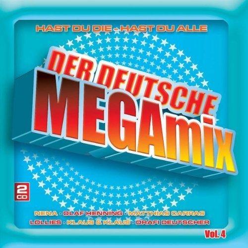 Bild 1: Der Deutsche Megamix 4 (2003), Peter Schilling, Sandy Wagner, Nena, Nichael Wendler, Mary Roos..