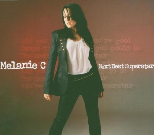 Bild 1: Melanie C, Next best superstar (2005)
