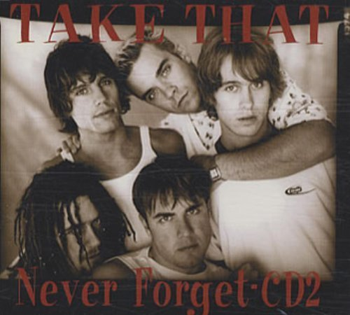 Bild 1: Take That, Never forget (1995, CD2)