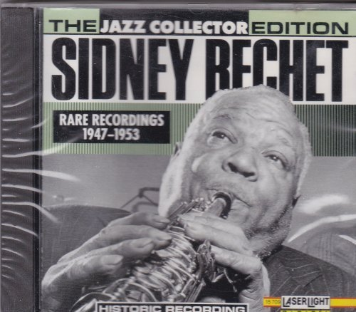 Bild 1: Sidney Bechet, Rare recordings 1947-1953-The Jazz Collector Edition (11 tracks)