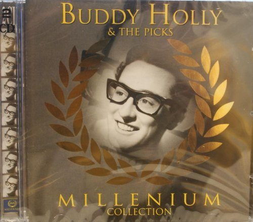 Bild 1: Buddy Holly, Millenium collection (39 tracks, & The Picks)