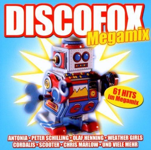 Bild 1: Disco Fox Megamix (2005), DJ Ötzi, Sound Convoy, Scooter, Special D., Laura Branigan, Peter Schilling..