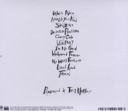 Bild 2: Vacation, Band from world war zero (2004)