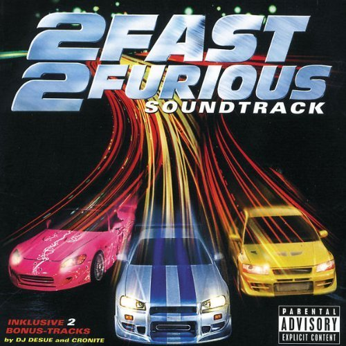 Bild 1: 2 Fast, 2 Furious (2003; 19 tracks), Ludacris, Trick Daddy, Chingy..