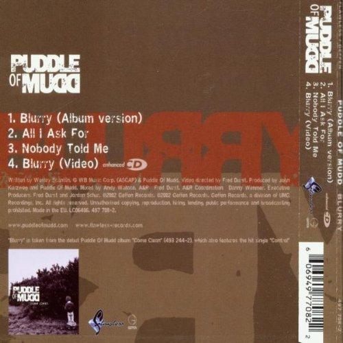Image 2: Puddle of Mudd, Blurry (2002)