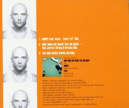 Bild 2: Moby, Honey (2000, #2590255, Remixes)