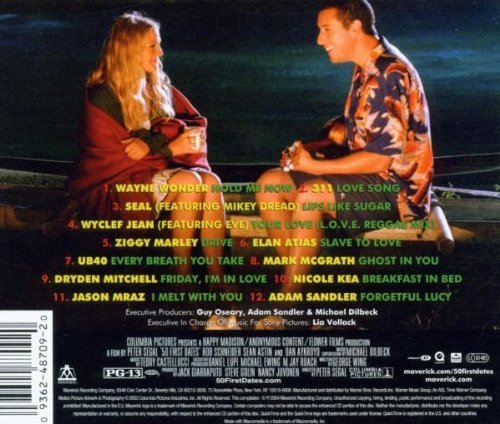 Bild 3: 50 first Dates/50 erste Dates (2004), Wayne Wonder, 311, UB40, Jason Mraz..
