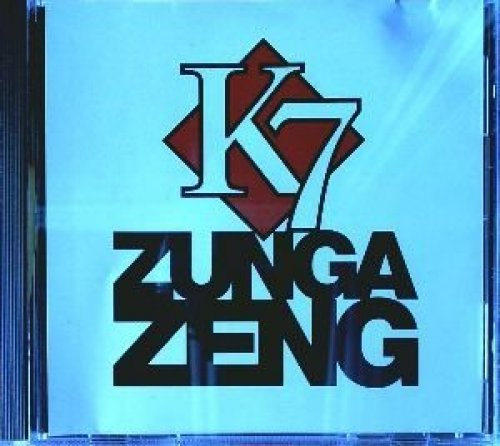 Bild 1: K7, Zunga zeng (US/CAN, 6 versions, 1993/94, plus 3 versions of 'Body rock')