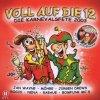 Voll auf die 12-Die Karnevalsfete 2003 (Warner), Gerd Show, Möhre, Hermes House Band, In-Grid, Nena, Oliver Frank..
