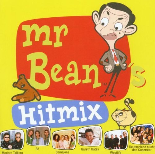Bild 1: Mr. Bean's Hitmix (2003), Gareth Gates, Modern Talking, Kate Ryan, Scooter, Las Ketchup, Nena, Elvis vs JXL..