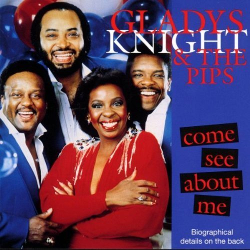 Bild 1: Gladys Knight & The Pips, Come see about me (compilation, 20 tracks)