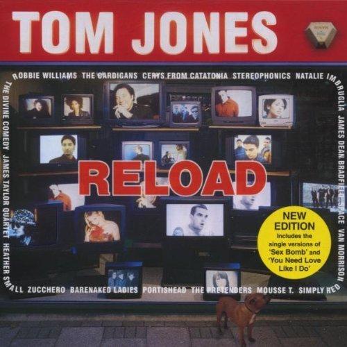 Bild 1: Tom Jones, Reload (2000; 19 tracks)
