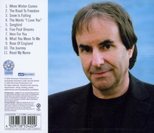 Bild 2: Chris de Burgh, Road to freedom (2004)