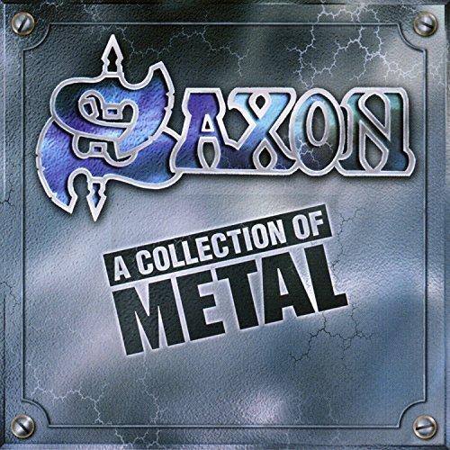 Bild 1: Saxon, A collection of metal (16 tracks, EMI Gold)