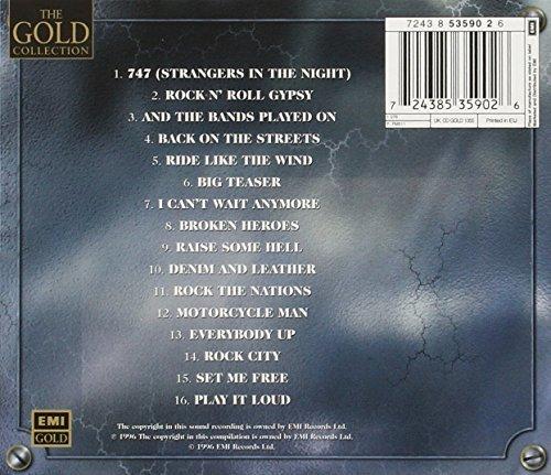 Bild 2: Saxon, A collection of metal (16 tracks, EMI Gold)