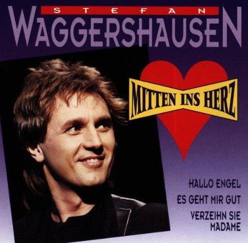 Bild 1: Stefan Waggershausen, Mitten ins Herz (compilation, 15 tracks)