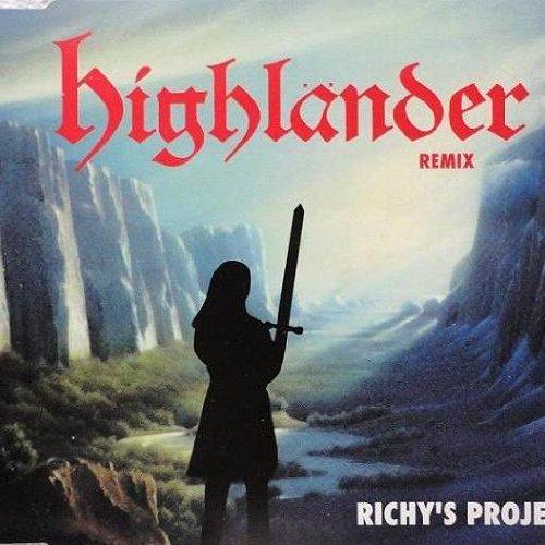 Bild 1: Richy's Project, Highländer-Remix (1993)