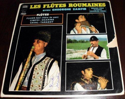 Bild 1: Gheorghe Zamfir, Les flutes roumaines
