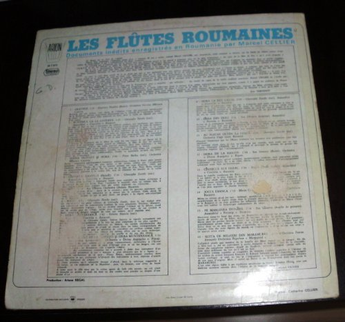 Bild 2: Gheorghe Zamfir, Les flutes roumaines