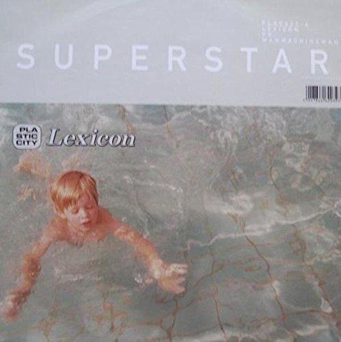 Bild 1: Lexicon, Superstar/Funk corner (2 versions each, 1997, vs Manmachineman)