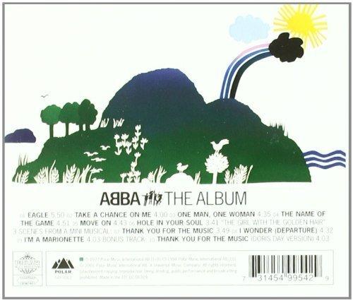 Bild 2: Abba, Album (1977/94/2001; 10 tracks)