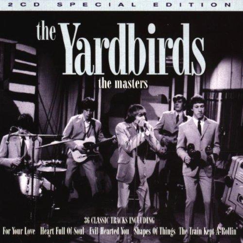 Bild 1: Yardbirds, Masters-36 classic tracks (1997, Eagles Masters)
