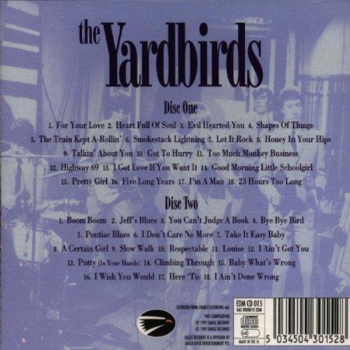 Bild 2: Yardbirds, Masters-36 classic tracks (1997, Eagles Masters)