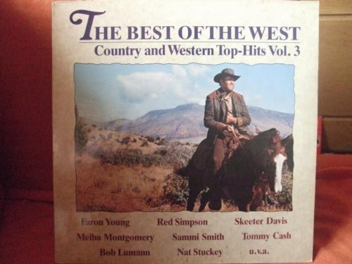 Bild 1: Best of the West-Country & Western Top-Hits 3, Faron Young, Melba Montgomery, Bob Lumann, Red Simpson..