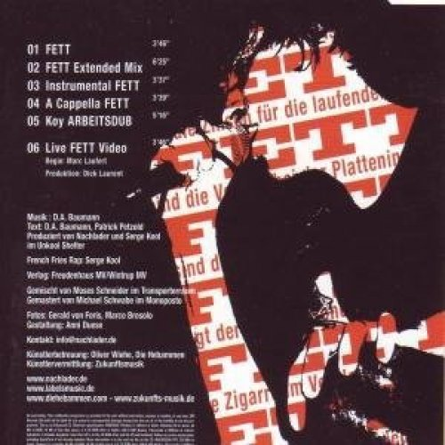 Bild 2: Nachlader, Fett (2005, feat. Serge Kool)