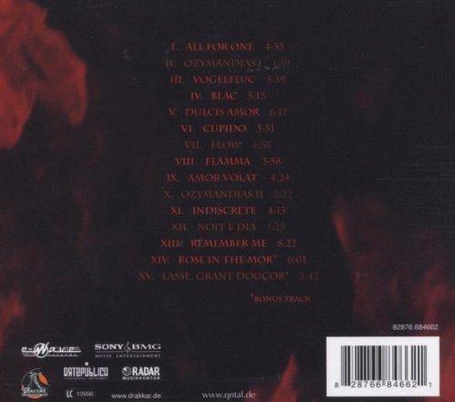 Bild 2: Qntal, IV-Ozymandias (2004/05; 15 tracks)