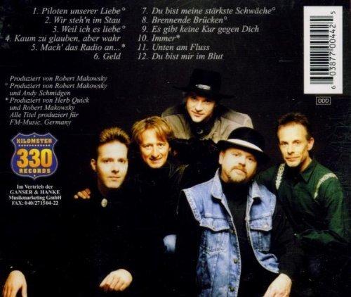 Фото 2: Nashville Music Company (NMC), Brennende Brücken (1999)