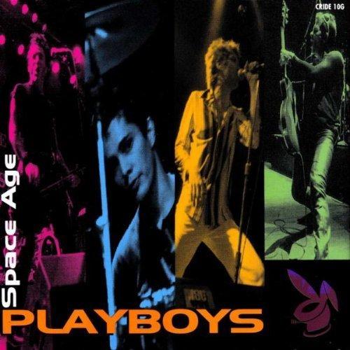 Bild 1: Space Age Playboys, New rock underground (1997/98, UK)