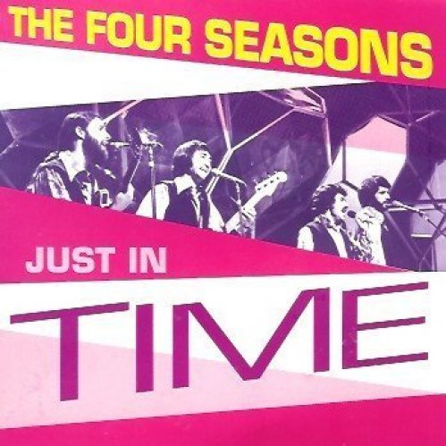 Bild 1: Four Seasons, Just in time (compilation, 9 tracks, #rc83128)