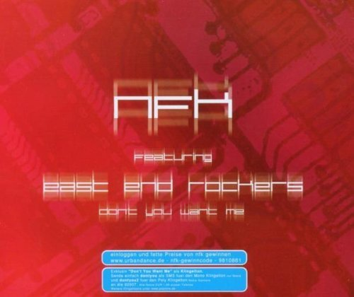 Bild 1: NFK, Don't you want me (2003, feat. East End Rockers)