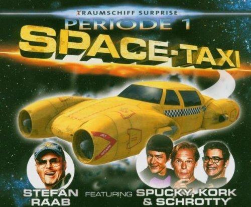 Bild 1: Stefan Raab, Space-taxi (2004, feat. Spucky, Kork & Schrotty)